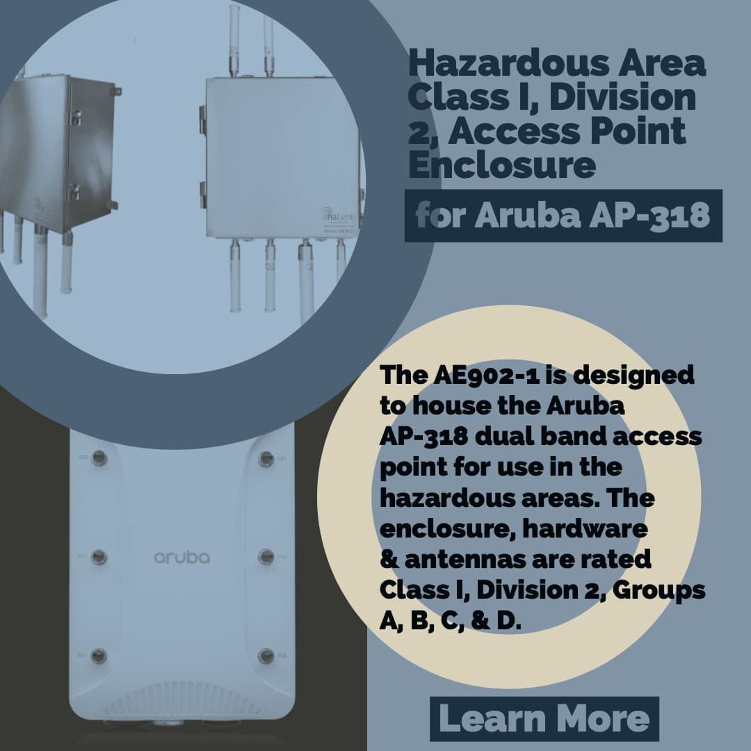 Access Point for Aruba